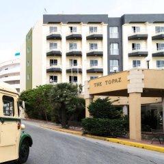Topaz Hotel городской автобус