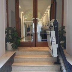 Hotel Agli Artisti Венеция фитнесс-зал