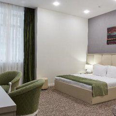 Гостиница Brosko Moscow 4* Стандартный номер разные типы кроватей