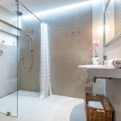 Отель P&O Apartments Grzybowska 3 Польша, Варшава - отзывы, цены и фото номеров - забронировать отель P&O Apartments Grzybowska 3 онлайн ванная
