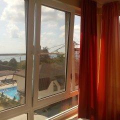 Парк-отель ДжазЛоо балкон