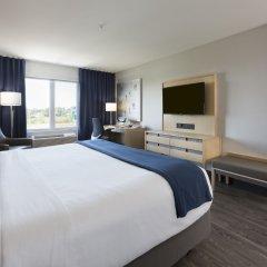 Отель Holiday Inn Express Quebec City - Sainte Foy Канада, Квебек - отзывы, цены и фото номеров - забронировать отель Holiday Inn Express Quebec City - Sainte Foy онлайн комната для гостей