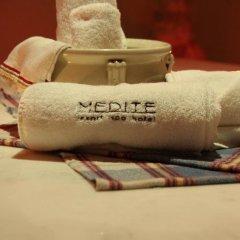 Отель Medite Resort Spa Hotel Болгария, Сандански - отзывы, цены и фото номеров - забронировать отель Medite Resort Spa Hotel онлайн ванная