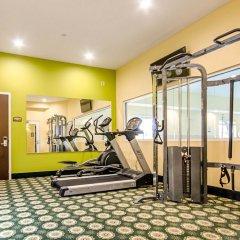 Отель Quality Inn & Suites Glenmont - Albany South фитнесс-зал фото 2