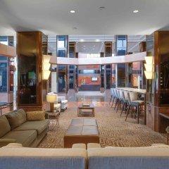 Отель Hilton Newark Airport США, Элизабет - отзывы, цены и фото номеров - забронировать отель Hilton Newark Airport онлайн интерьер отеля фото 3