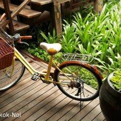 Отель CHANN Bangkok-Noi спортивное сооружение