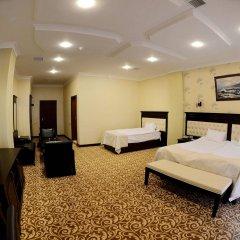 Отель Нью Баку сейф в номере