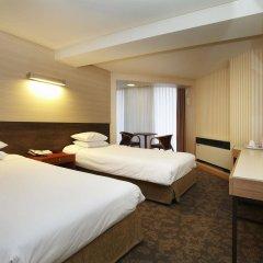 Отель Savoy Hotel Южная Корея, Сеул - отзывы, цены и фото номеров - забронировать отель Savoy Hotel онлайн комната для гостей фото 5