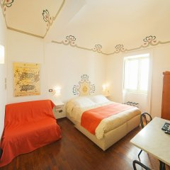 Отель Aretusa Vacanze B&B Сиракуза комната для гостей