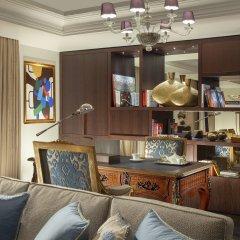 Отель Royal Savoy Lausanne развлечения