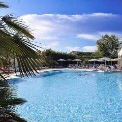 Отель Palace Meggiorato Абано-Терме бассейн фото 2