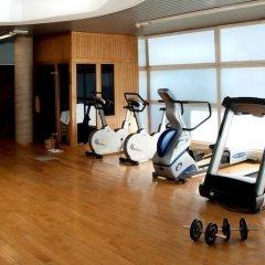 Hotel Acteón Valencia Валенсия фитнесс-зал фото 2