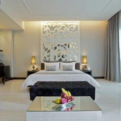 Отель Long Beach Luxury Villas комната для гостей фото 5