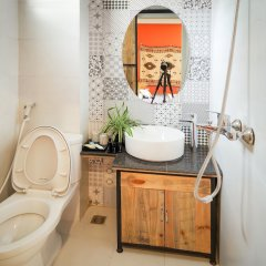 Отель Little Anh House ванная
