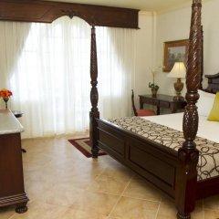 Отель Jewel Dunn's River Adult Beach Resort & Spa, All-Inclusive Ямайка, Очо-Риос - отзывы, цены и фото номеров - забронировать отель Jewel Dunn's River Adult Beach Resort & Spa, All-Inclusive онлайн комната для гостей фото 4