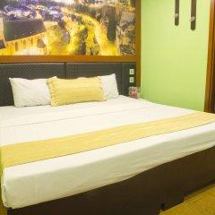 Отель Eurotel Makati Филиппины, Макати - отзывы, цены и фото номеров - забронировать отель Eurotel Makati онлайн комната для гостей фото 4