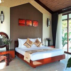 Отель Hamya Hotsprings and Resort комната для гостей