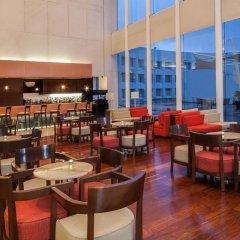 Отель Nh Collection Mexico City Airport T2 Мехико гостиничный бар