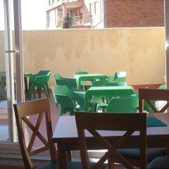 Hotel Reyes de León балкон