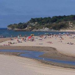 Отель Alemar Испания, Рибамонтан-аль-Мар - отзывы, цены и фото номеров - забронировать отель Alemar онлайн пляж