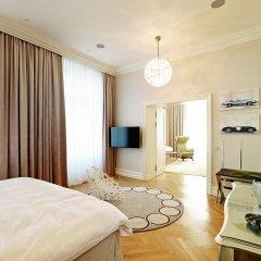 Отель Sans Souci Wien Австрия, Вена - 3 отзыва об отеле, цены и фото номеров - забронировать отель Sans Souci Wien онлайн комната для гостей фото 3