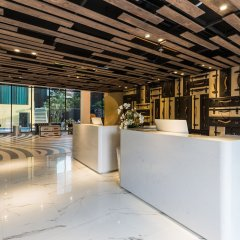 Citrus Grande Hotel Pattaya by Compass Hospitality интерьер отеля