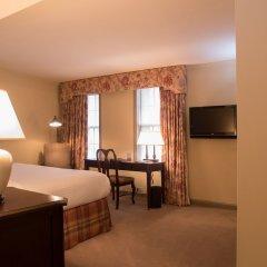 Отель The Henley Park Hotel США, Вашингтон - отзывы, цены и фото номеров - забронировать отель The Henley Park Hotel онлайн комната для гостей фото 5