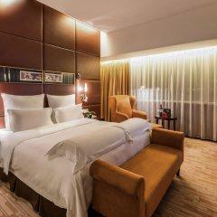 Отель Pullman Guangzhou Baiyun Airport комната для гостей фото 5
