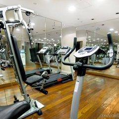 Hotel Nuevo Madrid фитнесс-зал