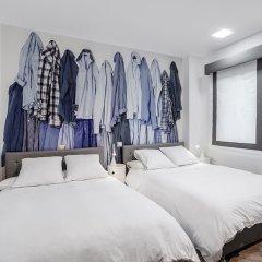 Апартаменты Nuñez de Balboa Apartment Мадрид комната для гостей фото 4