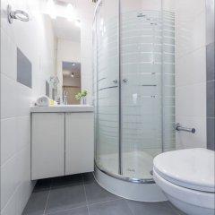 Отель P&o Ciasna Варшава ванная
