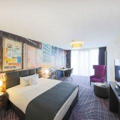 Отель EuroNova arthotel Германия, Кёльн - отзывы, цены и фото номеров - забронировать отель EuroNova arthotel онлайн комната для гостей фото 4