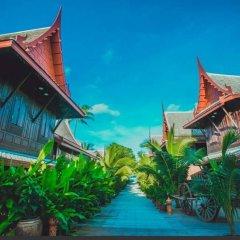 Отель Sasitara Thai villas Таиланд, Самуи - отзывы, цены и фото номеров - забронировать отель Sasitara Thai villas онлайн балкон
