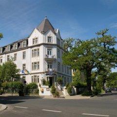Отель Smetana Германия, Дрезден - отзывы, цены и фото номеров - забронировать отель Smetana онлайн вид на фасад