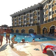 Отель Side Royal Paradise - All Inclusive бассейн фото 2
