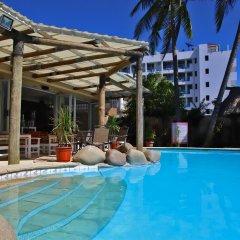 Отель Aquarius on the Beach Фиджи, Вити-Леву - отзывы, цены и фото номеров - забронировать отель Aquarius on the Beach онлайн бассейн