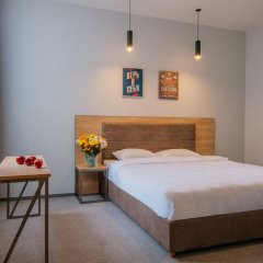 Гостиница Кустос Лубянский комната для гостей фото 3