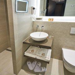 Отель Ammonite Hotel Amsterdam Нидерланды, Амстелвен - отзывы, цены и фото номеров - забронировать отель Ammonite Hotel Amsterdam онлайн ванная