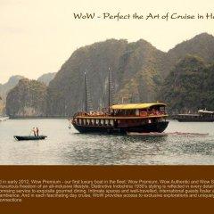 Отель Pelican Halong Cruise городской автобус