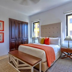 Отель Hacienda Beach 3 Bdrm. Includes Cook Service for Bkfast & Lunch...best Deal in Hacienda! Кабо-Сан-Лукас комната для гостей