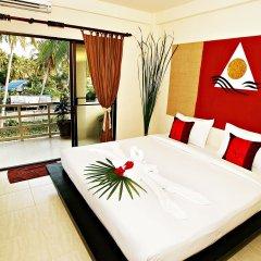 Отель Aloha Lanta балкон
