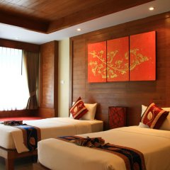 Отель Honey Resort 3* Номер Делюкс с разными типами кроватей фото 5