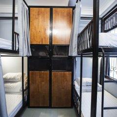 The Chi Novel Hostel комната для гостей фото 2