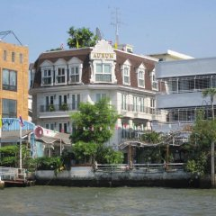 Отель Aurum The River Place Бангкок приотельная территория