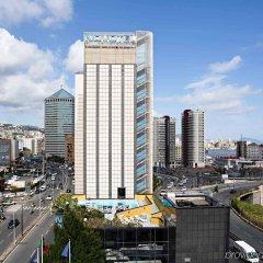 Отель Novotel Genova City Италия, Генуя - 6 отзывов об отеле, цены и фото номеров - забронировать отель Novotel Genova City онлайн балкон