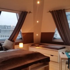 Отель Prestige Schoenbrunn Австрия, Вена - отзывы, цены и фото номеров - забронировать отель Prestige Schoenbrunn онлайн комната для гостей фото 2