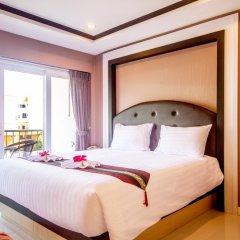 Отель New Nordic Marcus Таиланд, Паттайя - 12 отзывов об отеле, цены и фото номеров - забронировать отель New Nordic Marcus онлайн балкон