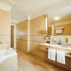 Отель Ventana Hotel Prague Чехия, Прага - 3 отзыва об отеле, цены и фото номеров - забронировать отель Ventana Hotel Prague онлайн ванная