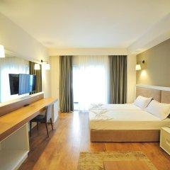 Отель Sandy Beach Resort Албания, Голем - отзывы, цены и фото номеров - забронировать отель Sandy Beach Resort онлайн сейф в номере