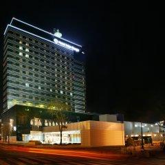 Отель Inter-Burgo Южная Корея, Тэгу - отзывы, цены и фото номеров - забронировать отель Inter-Burgo онлайн вид на фасад